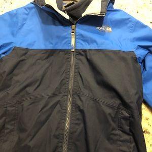 Boys North Face Winter Coat